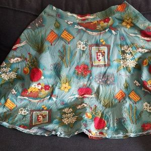 Dresses & Skirts - Rockabilly Pin Up Frida Skirt